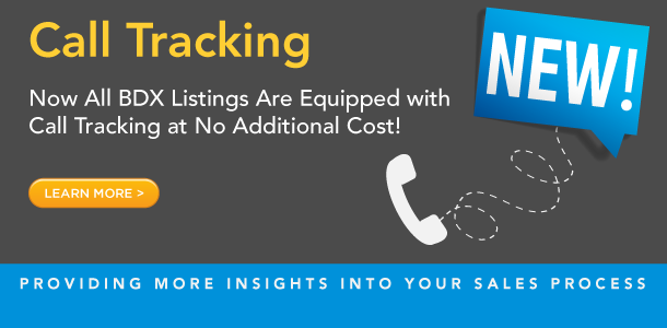 Call Tracking Slider