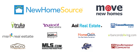 New home listing partners