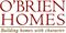 O'Brien Homes logo