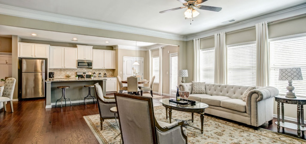 Home Of The Week Buffington Plan By Smith Douglas Homes