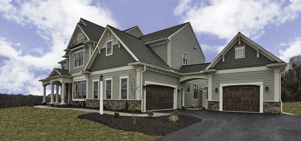 Home of the week silverbrooke plan by landmark homes for Landmark home plans