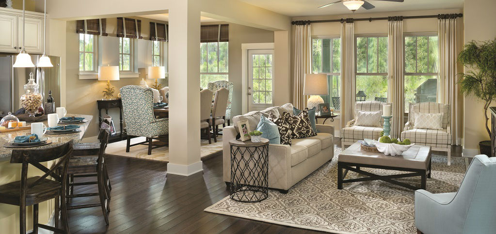 Home Of The Week Evandale Plan By David Weekley Homes