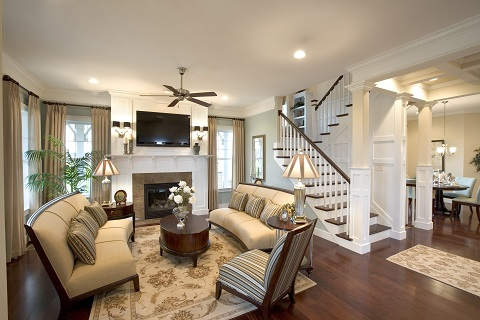 Landmark Homes_Oakville_Family Room_480