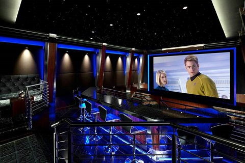 Acoustic Smart Home Theater