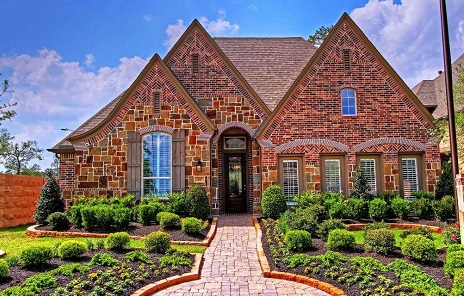 Landon homes home builder choosing an exterior style for Choosing a home builder