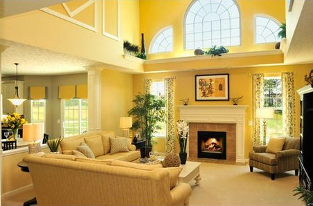 Drees Homes_Langdon Plan_Great Room