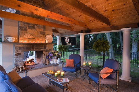 Five Steps to a Dream Outdoor Living Room