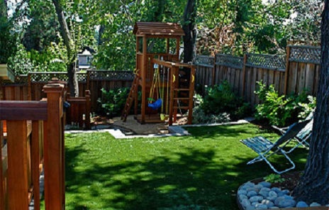 Rudger Landscapes Backyard