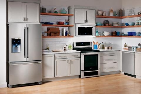 The smart kitchen kitchen appliances today do more than for Kitchen set electrolux