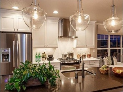 lighting fixture trends keller homes vineyard plan