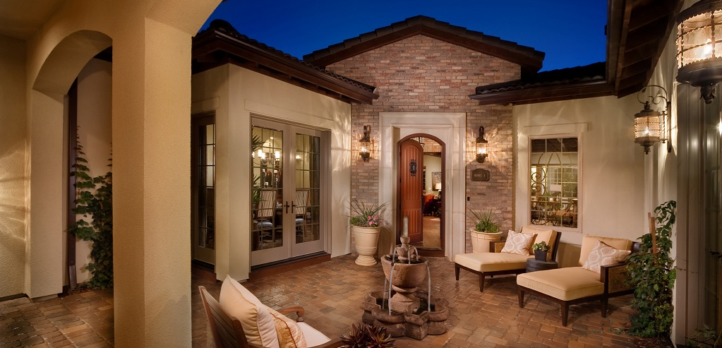 Home Of The Week Overlook Plan Four By Celebrity Communities
