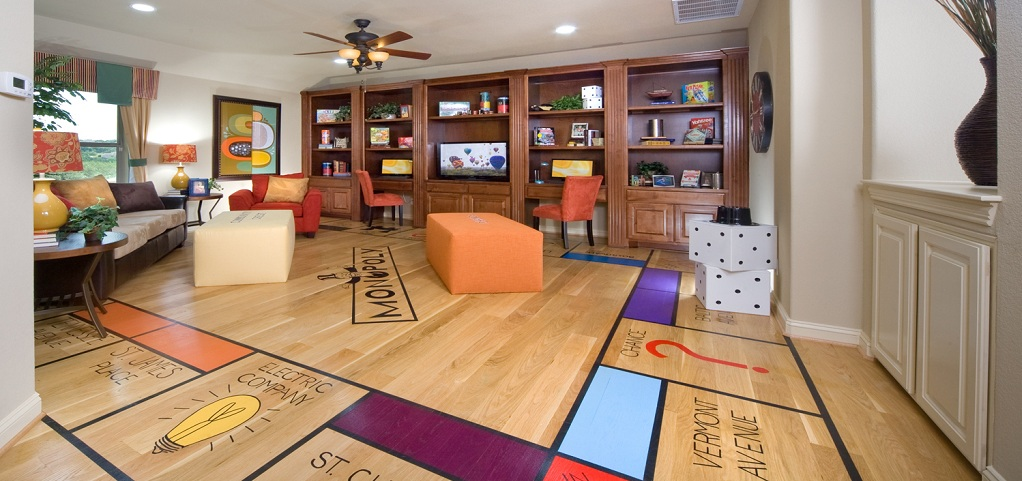 Game room ideas for Room planner game