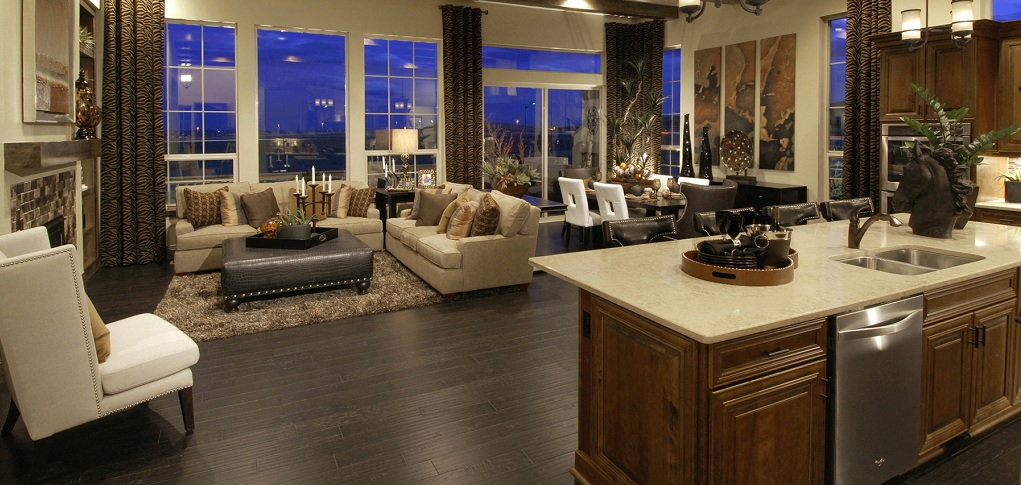 Home Of The Week Residence 7545 Plan By Century Communities