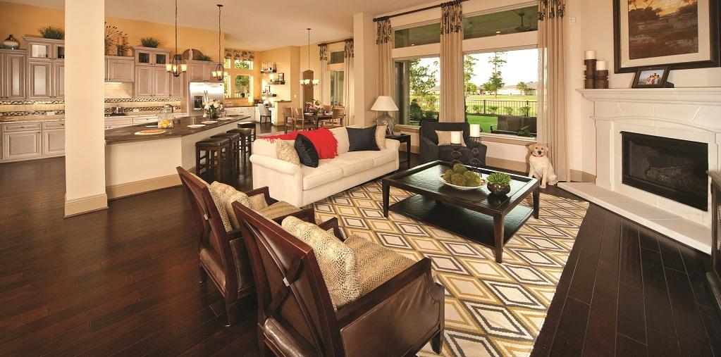 Home Of The Week Presler Plan By David Weekley Homes