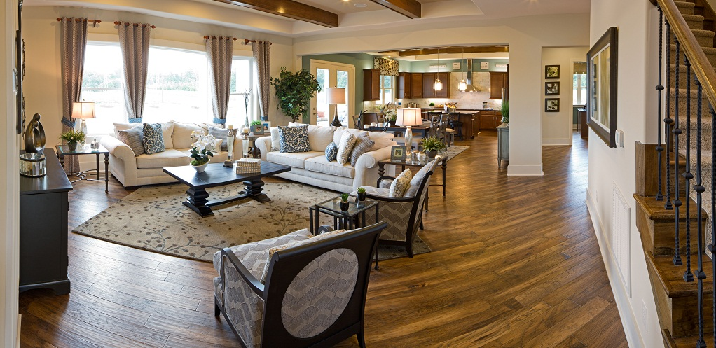 Home Of The Week Stoneridge A Plan By Schumacher Homes