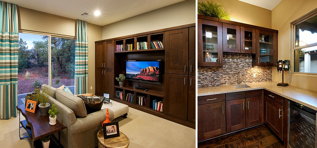 media room ideas wet bar designs