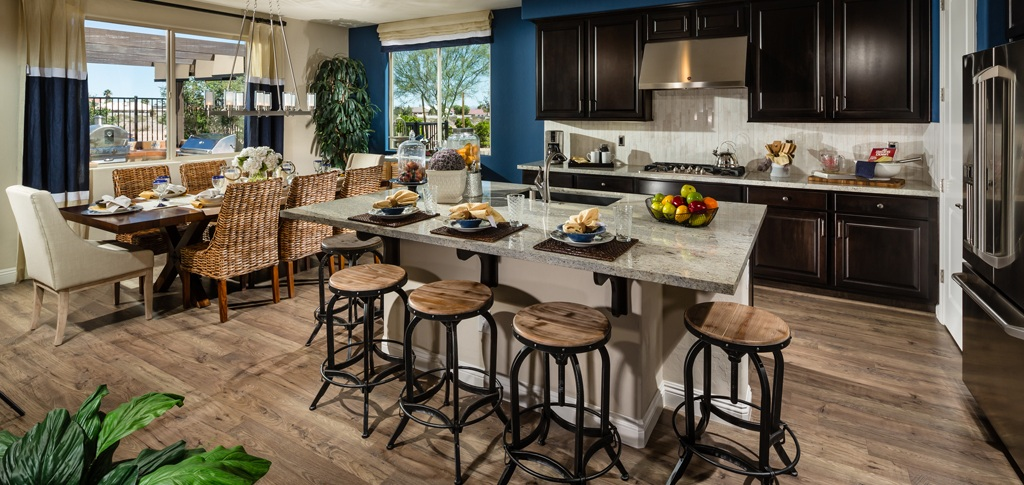 Home Of The Week Silverton Plan Model Plan 2a By Pardee Homes