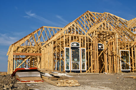Who will build your new home for Build your new home