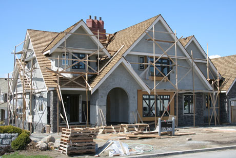 What is the right method of construction for your new home for New home structure
