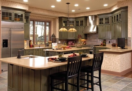 What is hot in home design for 2013 for New home kitchen ideas