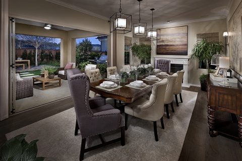 Brookfield Residential SoCal_Dining Room