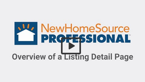 New Home Source Professional Video 11 Poster