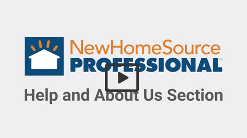 New Home Source Professional Video 17 Poster
