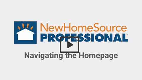 New Home Source Professional Video 9 Poster